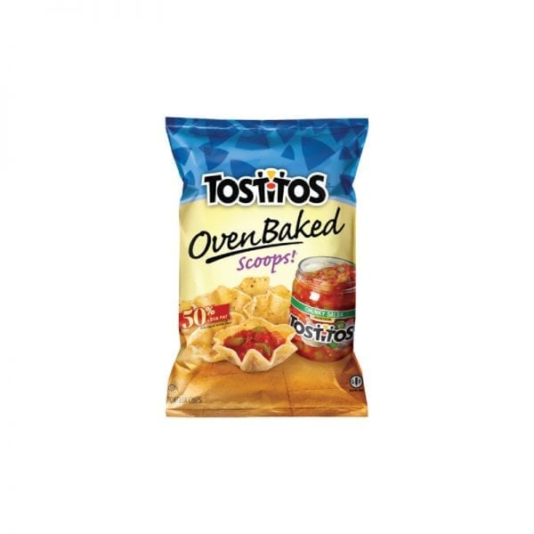 Tostidos Baked Scoops