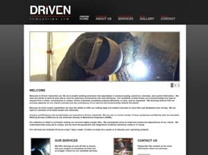 Web Design for Driven Industries