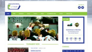 telus cup home page