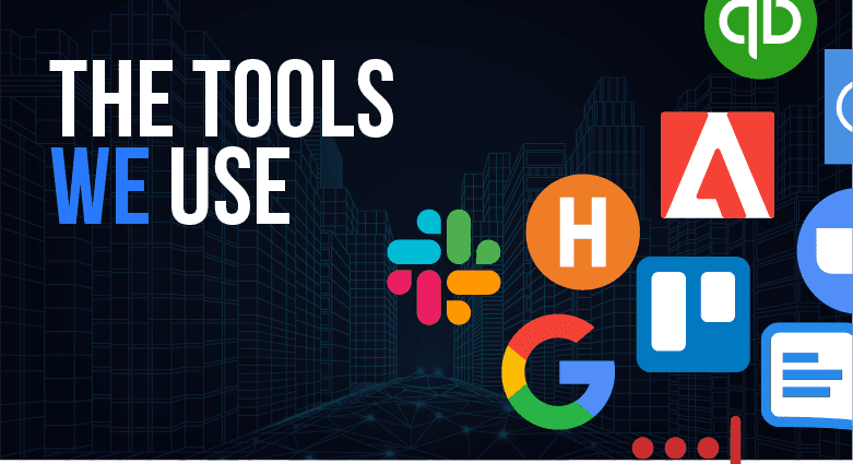 Business software tools we use
