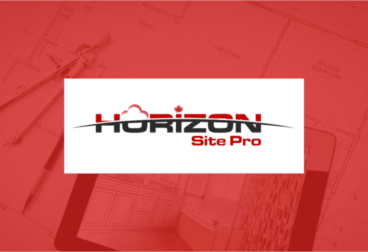 Horizon Site Pro Project