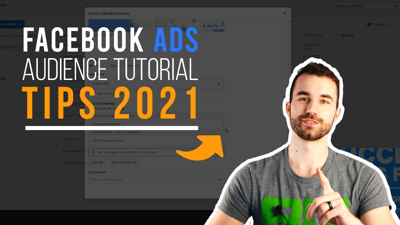 Facebook Ads Audience Tutorial